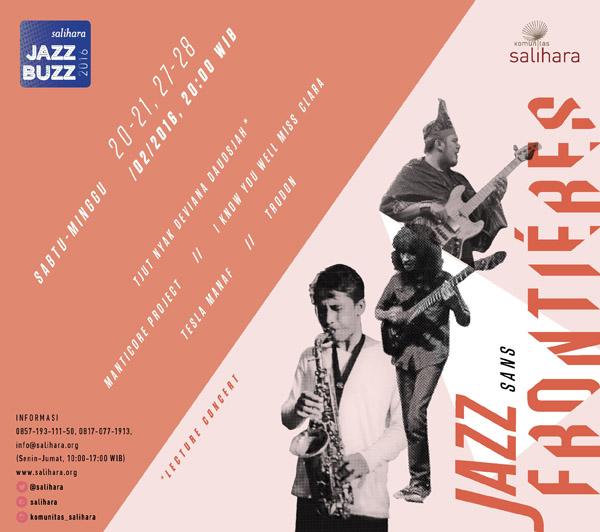 Salihara Jazz Buzz 2016
