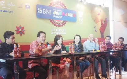 Jakarta International BNI Java Jazz Festival 2016, Dukungan bagi Industri Kreatif Indonesia