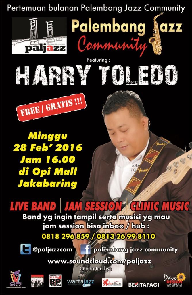 Clinic Music Palembang Jazz Community