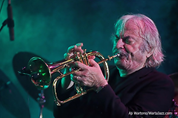 Enrico Rava , Java Jazz Festival 2016