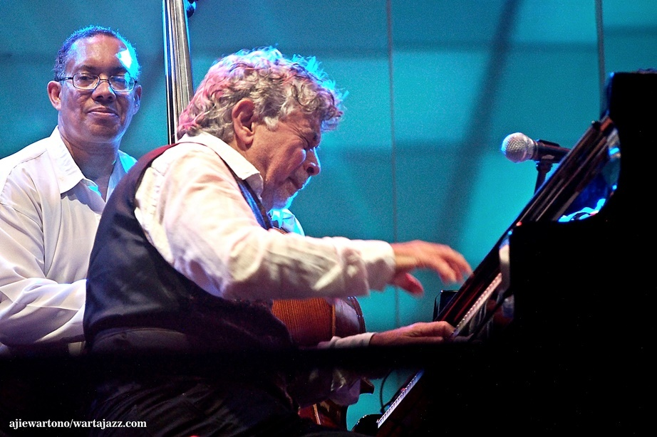 Monty Alexander, Jakarta International Java Jazz Festival 2016
