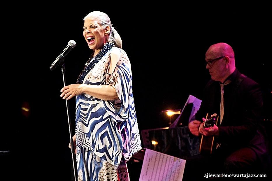 Patti Austin, Jakarta International Java Jazz Festival 2016