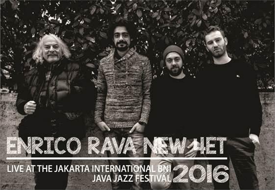Photo of Jam Session by Enrico Rava New 4et bersama musisi Jazz Indonesia