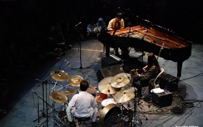 KAYON (Pra Budi Dharma, Indra Lesmana, Gilang Ramadhan) hiasi Mostly Jazz Bali di Maret ini