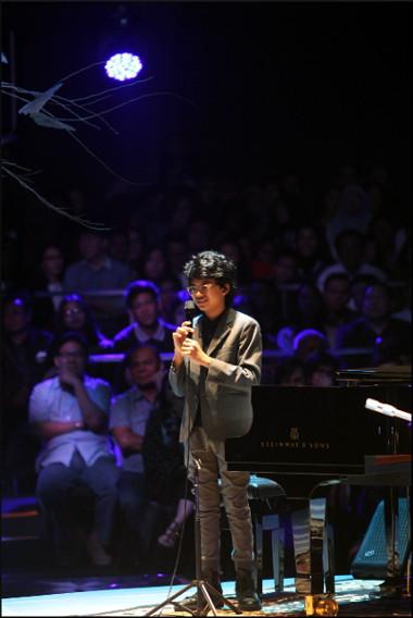 Joey Alexander JIEXPO Jakarta Perkenalkan Band