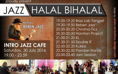 Jazz Halal Bihalal ala Komunitas Jazz Kemayoran (Gathering ke-147)