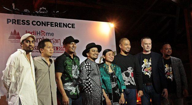 Prambanan Jazz Festival 2016, Padukan Jazz dan Kemegahan Candi Prambanan