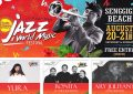 Pesona Senggigi International Jazz & World Music Festival 2016