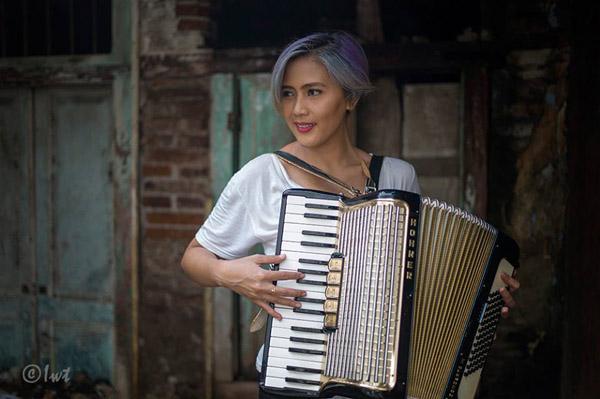 Tiwi Shakuhachi, photo by Rery Irarto
