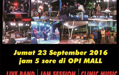 Kolaborasi Jazz dan Blues serta Beat Box Hadir di Pertemuan PalJazz