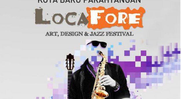 Nikmati jazz akhir pekan ini di Locafore Kota Baru Parahyangan