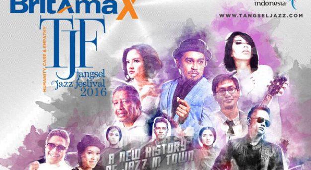 Tangsel Jazz Festival 2016 tampilkan Fariz RM, Iga Mawarni hingga Tiyo Alibasjah