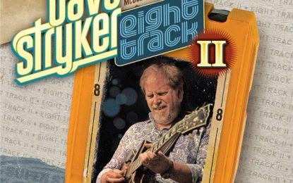 Rilisan anyar Dave Stryker – Eight Track jilid dua