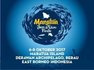 Maratua Jazz & Dive Fiesta  6-8 Oktober 2017