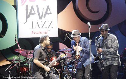 Dansa Bersama Rick Braun di Java Jazz Festival 2017