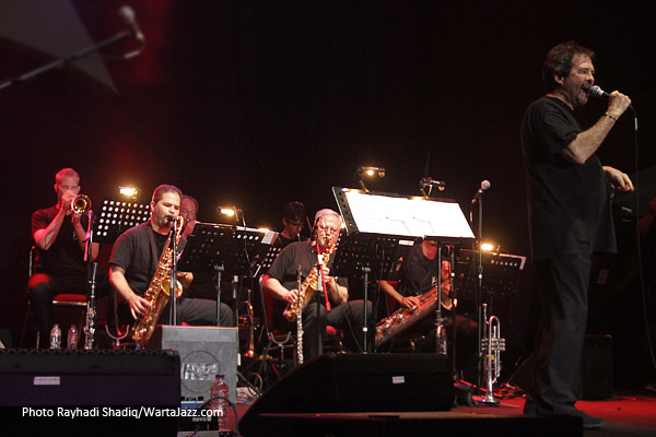 JJF2017 - Ron King Big Band