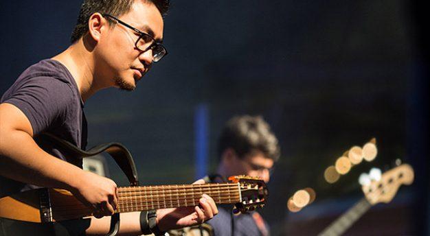 The Next Promising Jazz: Tiyo Alibasjah