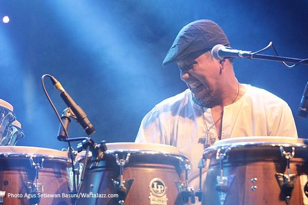 Iwan Wiradz @Borneo Jazz Festival 2017