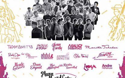 WartaJazz & RICMA kembali menghadirkan 7th Ramadhan Jazz Festival