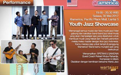 Youth Jazz Showcase Series edisi Mei hadirkan 5 Petani, Samonai dan gitaris Robert Mulyarahardja