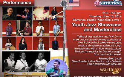 Youth Jazz Showcase Series edisi Juni hadirkan BFG, Interstellar Space plus bassis Chaka Priambudi