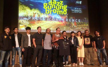 Jazz Gunung 2017 usung tema Merdekanya Jazz Meneguhkan Indonesia