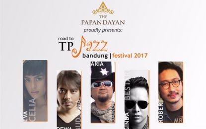 Road to TP Jazz Bandung Festival (TPJBF) sajikan Dewa Budjana, Eva Celia, Aria Baron, Ginda Bestari dan Robert Mulyarahardja