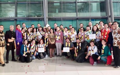 Unidad en la Diversidad: Kunjungan Orkestra VINCULOS Spanyol ke Danau Toba