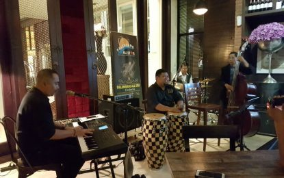 Sunday Jazz @Brava Parlour The Arista Hotel Palembang