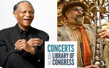 Library of Congress umumkan musim konser 2017-2018