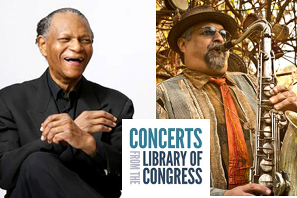 Library of Congress McCoy Tyner Quartet with Joe Lovano