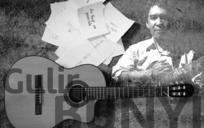 Gitaris Dion Janapria