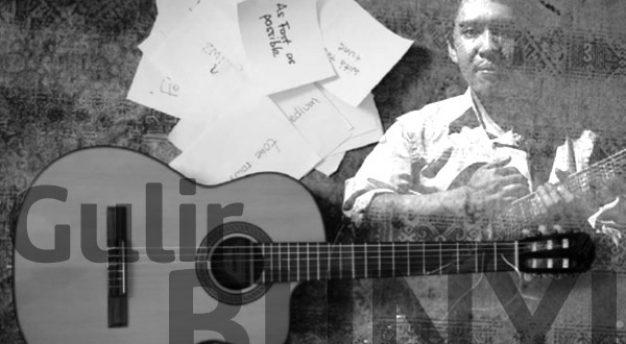 Workshop Gulir Bunyi – program edukasi musik kolektif bersama Dion Janapria