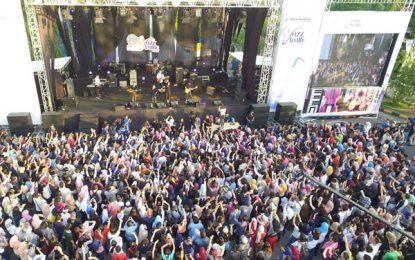 Jazz Traffic Festival 2017 Usung Tagline 'Souls of Freedom'