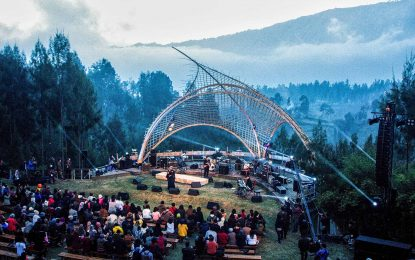 Gema KeIndonesiaan di Jazz Gunung 2017