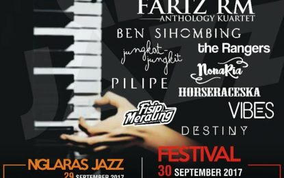 Solo City Jazz 2017 Hadirkan Fariz RM Anthology