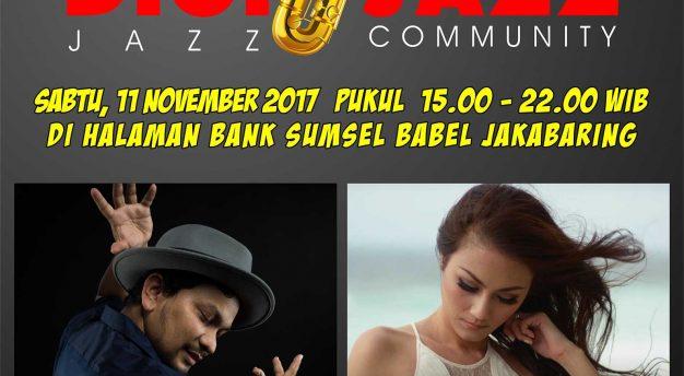 "DIGI JAZZ BANK SUMSEL BABEL ""Digital Banking N Jazz Community"""