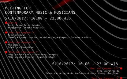 October Meeting 2017, Kontra Akustika