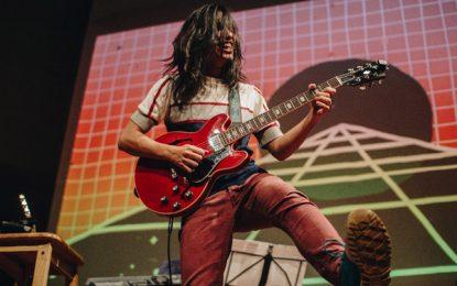 """Gerald Situmorang mempersembahkan Album barunya """"Dimensions"""" di Konser Alur Bunyi"""