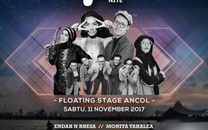 Ancol Lagoon Jazz Nite tampilkan Endah N Rhesa, Imaniar dan Noorsaid bersaudara