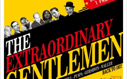 PSM UI Paragita persembahkan The Extraordinary Gentlemen: Back to 1937