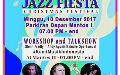 Pesona Manado Jazz Fiesta 2017: Konser Jazz Bertaraf Internasional