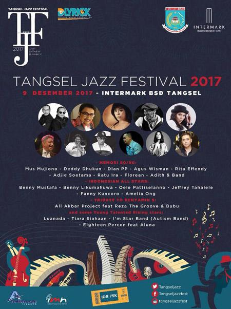 Tangsel Jazz Festival 2017