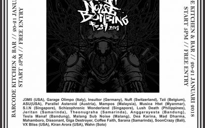 Jogja Noise Bombing 2018