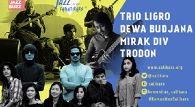 Jazz Buzz 2018 hadirkan Ligro, Trodon, Mirak Div dan Dewa Budjana