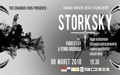 Tour Duo Storksky (Belanda)  di Indonesia