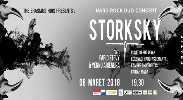 Tour Duo Storksky (Belanda)  di Indonesia
