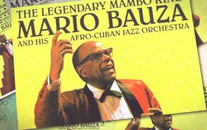 Trumpeter Mario Bauzá sang legenda Mambo King