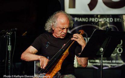 Bassist David Friesen