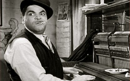 Fats Waller peletak pondasi piano jazz modern